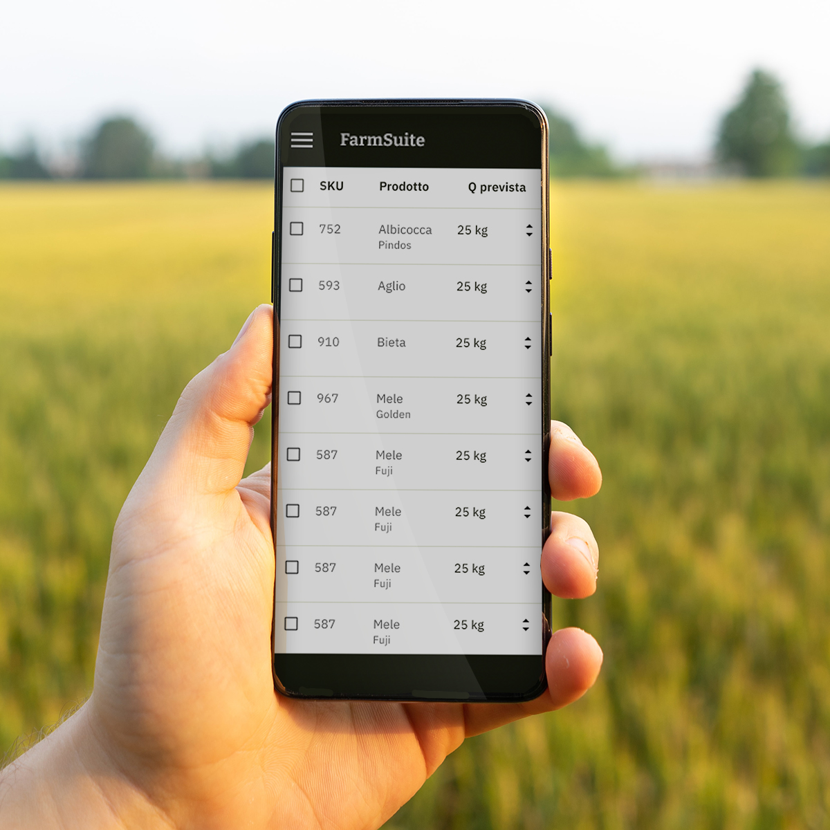 FarmSuite - a platform co-created with farmers to answer their needs